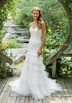 Lillian West 66003 Mermaid Wedding Dress