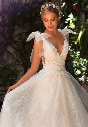 Moonlight Collection J6703 A-Line Wedding Dress