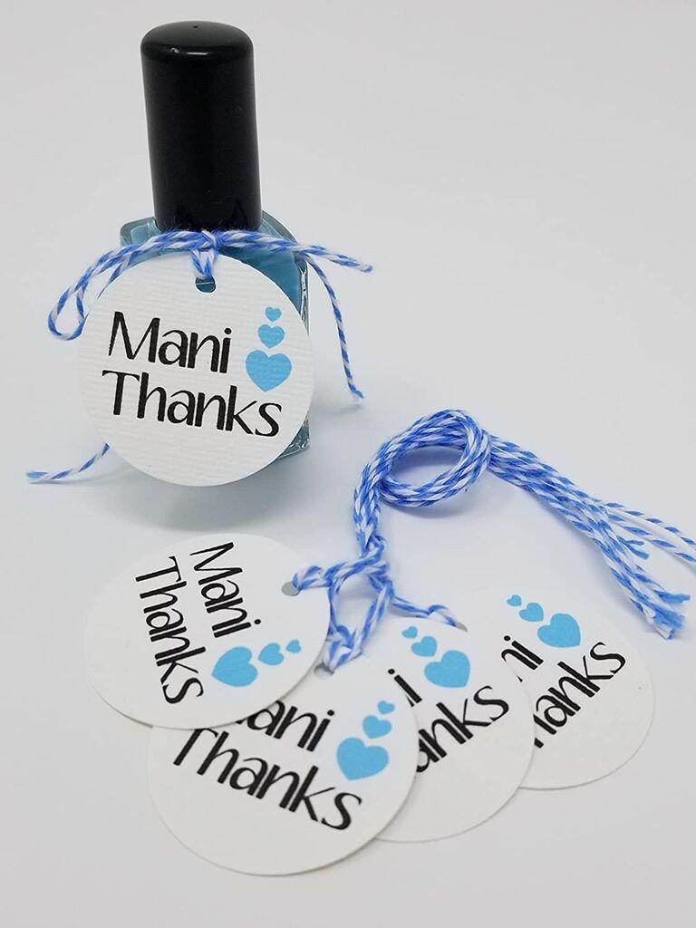 mani thanks tags