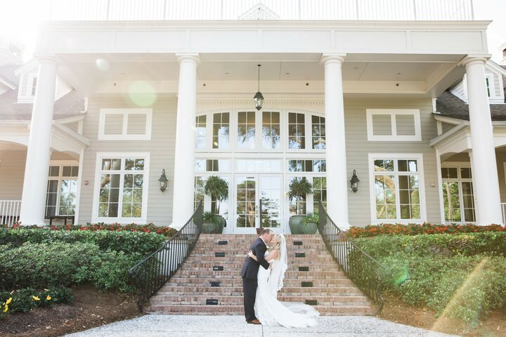 Port Royal Club House Hilton Head Island Weddings