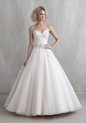 Madison James MJ217 Ball Gown Wedding Dress