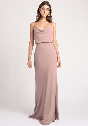 Jenny Yoo Collection (Maids) Tessa Scoop Bridesmaid Dress