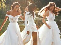Pronovias Launches Sustainable Wedding Dresses