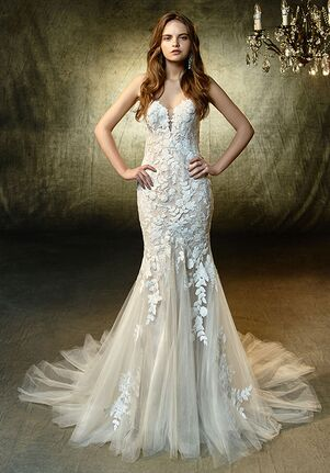 Blue by Enzoani Livie Mermaid Wedding Dress