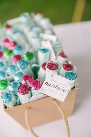 Mento Wedding Favors