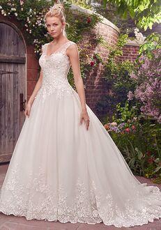 Rebecca Ingram Jamie Ball Gown Wedding Dress