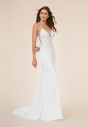 Moonlight Tango T867 Mermaid Wedding Dress