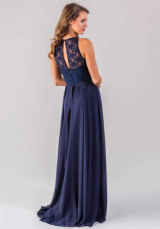 Kennedy Blue Delilah Sweetheart Bridesmaid Dress