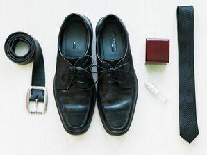 Black Groom's Loafers