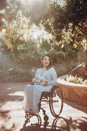 Outdoor Bridal Portraits at Madera Estates in Conroe, Texas