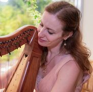 Forest Hills, NY Celtic Harp | Emma Worth