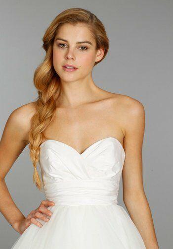 Hayley Paige 6358 - Londyn Ball Gown Wedding Dress