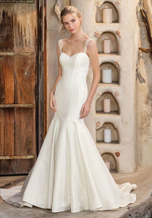 742bb468401 Casablanca Bridal Style 2300 Maya Wedding Dress - The Knot