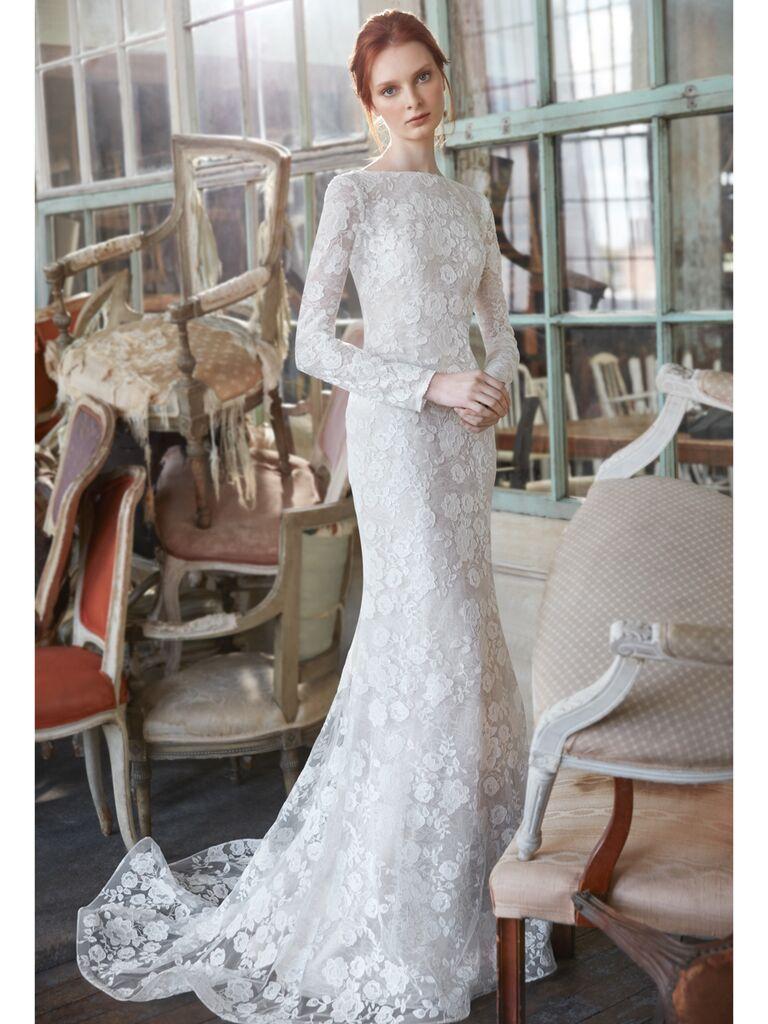 Sareh Nouri Wedding Dresses From Fall 2020 Bridal Fashion Week