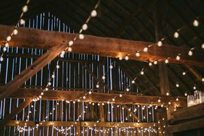 String Light Canopy