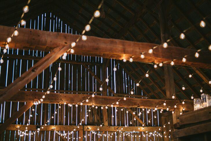 String Light Canopy