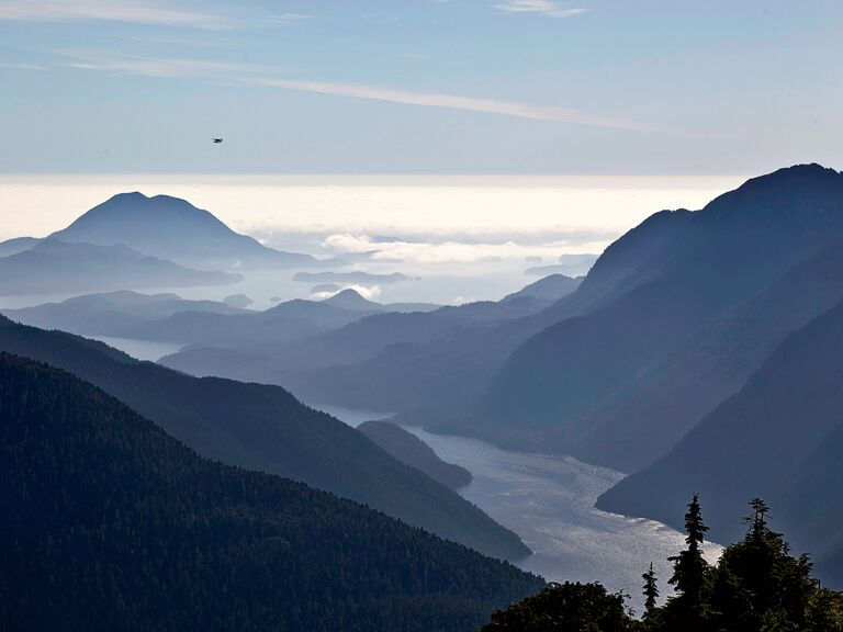 Clayoquot Wilderness Restort, British Columbia
