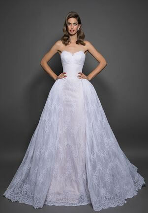 LOVE by Pnina Tornai for Kleinfeld 14594 Ball Gown Wedding Dress