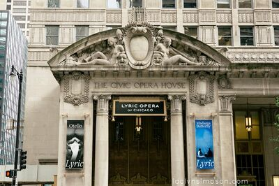 The Lyric Opera House