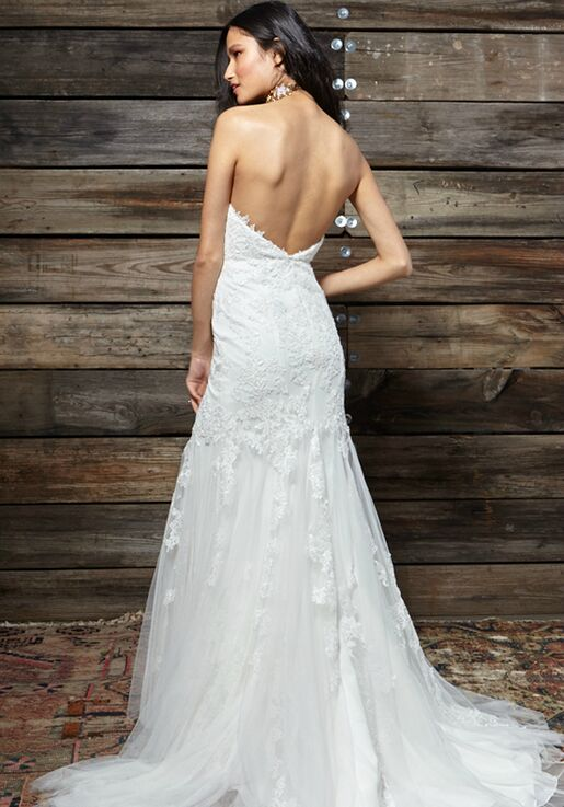 Ivy & Aster Liberty Mermaid Wedding Dress
