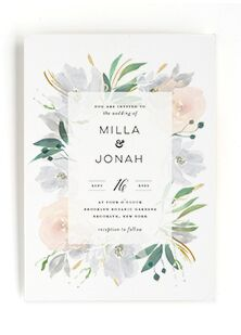 Wording For Wedding Invitations.Wedding Invitation Wording Templates Tips And Etiquette