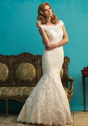 Allure Bridals 9271 Mermaid Wedding Dress