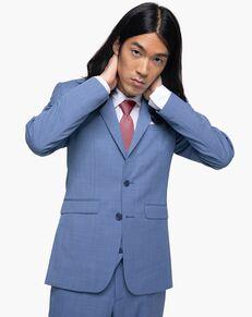 Generation Tux Postman Blue Notch Lapel Suit Blue Tuxedo