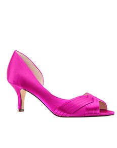 Nina Bridal Contesa_Rose Pink Shoe