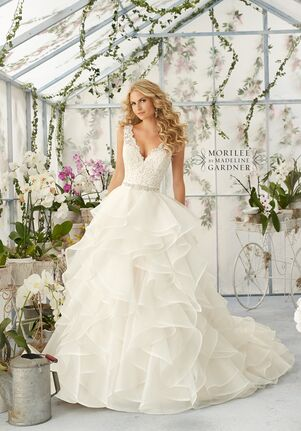 Morilee by Madeline Gardner 2805 A-Line Wedding Dress
