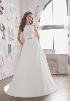 Morilee by Madeline Gardner/Blu 5516 A-Line Wedding Dress