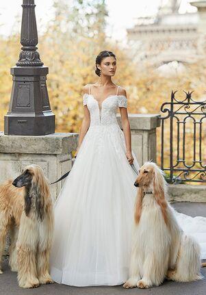 Rosa Clará TEOREMA Ball Gown Wedding Dress