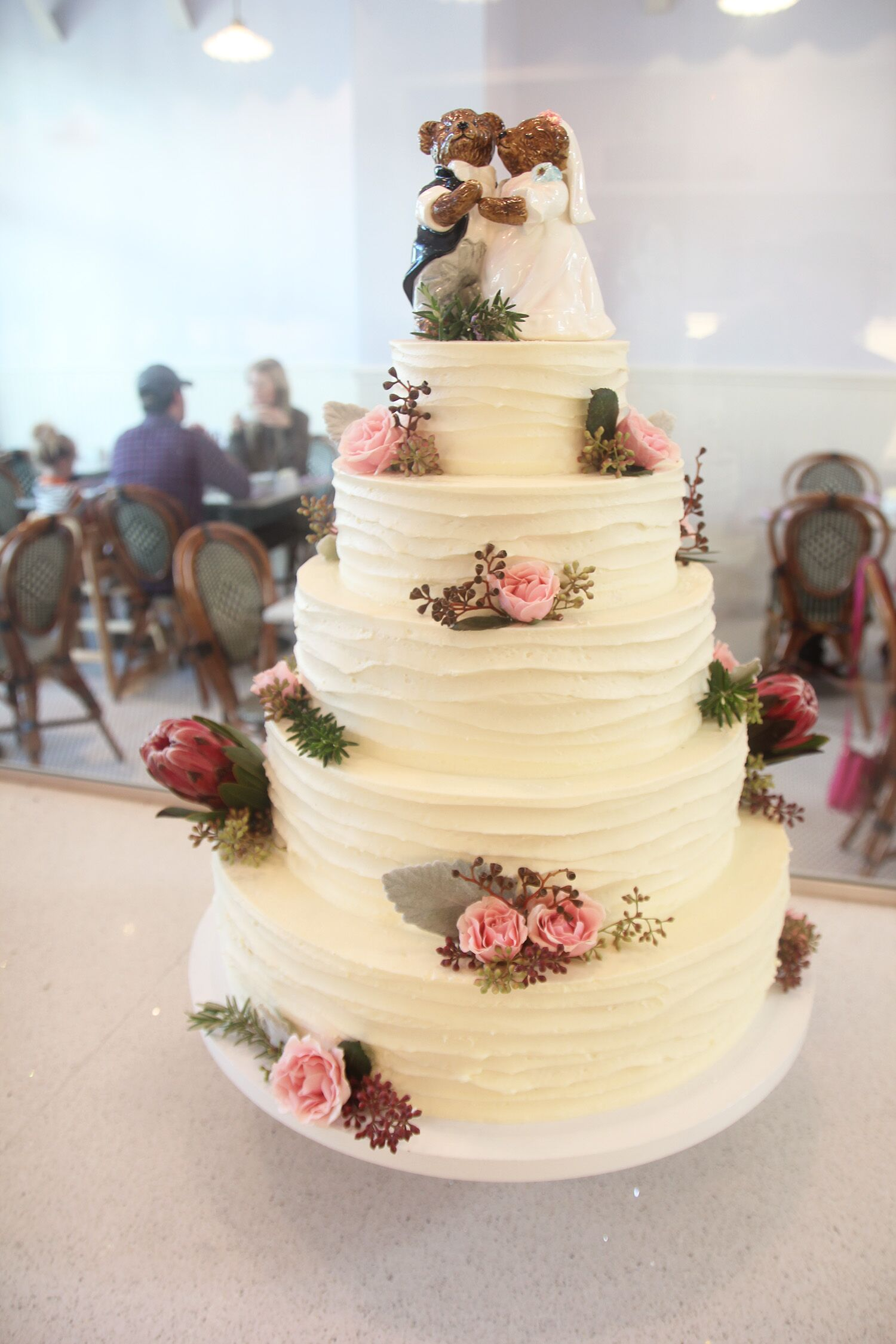 Wedding Cake Bakeries in Los Angeles, CA - The Knot