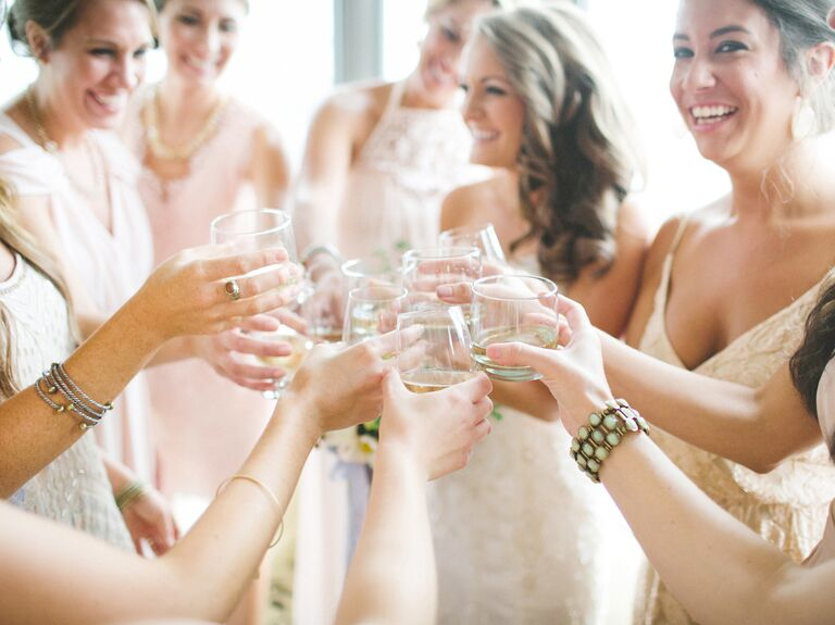 speech from maid of honor to bride