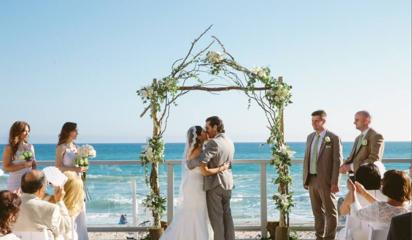 Malibu Wedding Venues.Malibu West Beach Club Reception Venues Malibu Ca