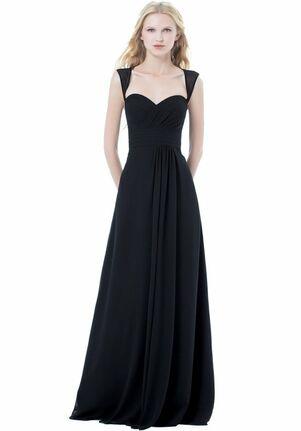 Bill Levkoff 485 Sweetheart Bridesmaid Dress
