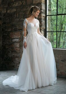 Sincerity Bridal 44061 A-Line Wedding Dress