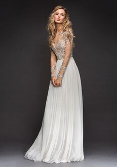 Hayley Paige 6807-Pascal A-Line Wedding Dress
