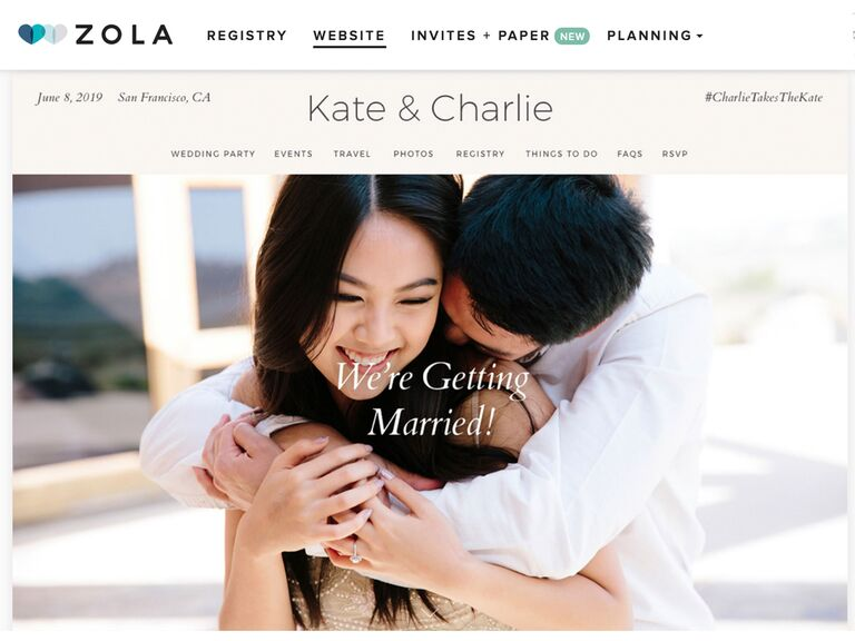 8 Best Wedding Website Builders to Use in 8: Best Wedding Websites