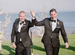 Home is where the heart is, and for Tim Goebel (left, 36 and a partner manager at Google) and Tom Luciano (33 and a senior account manager), home is e