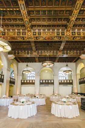 The Majestic Downtown - North Hall - Ballroom - Los Angeles, CA