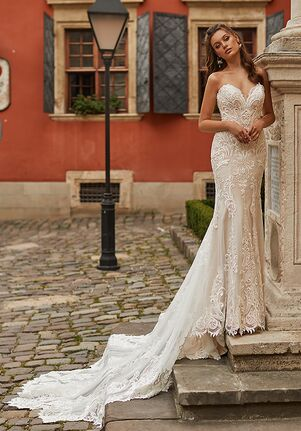 Val Stefani VIENNA Mermaid Wedding Dress