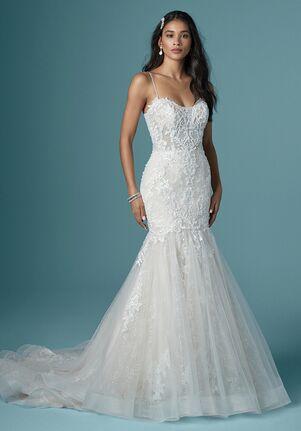 Maggie Sottero LONNIE Mermaid Wedding Dress