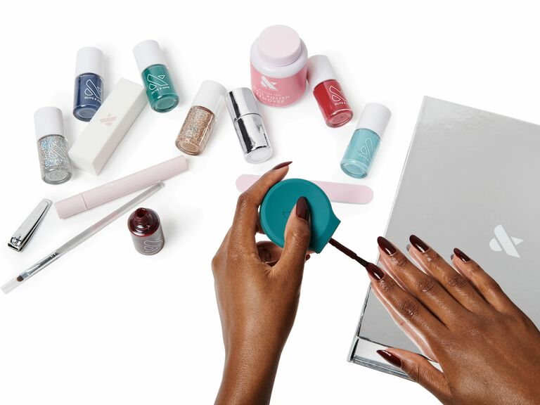 at home manicure system