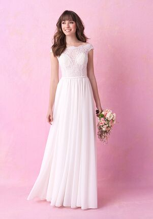 Allure Romance 3151 A-Line Wedding Dress