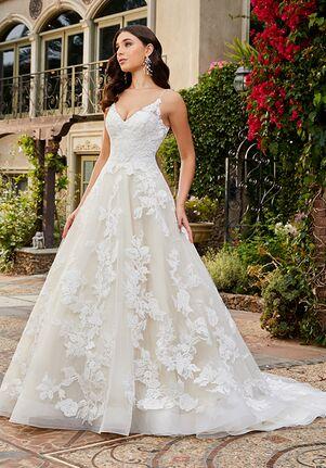 Casablanca Bridal 2409 Emery Ball Gown Wedding Dress