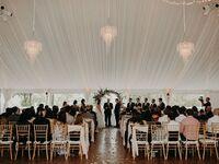 Wedding venue in Cortlandt Manor, New York.