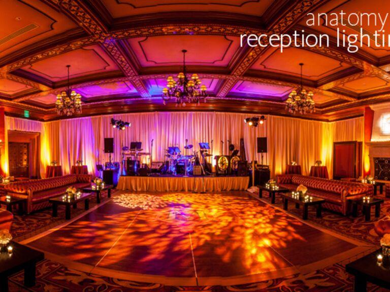 Anatomy of Reception Lighting