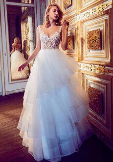 Calla Blanche 17245 Loma Ball Gown Wedding Dress