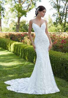 Morilee by Madeline Gardner/Blu Suri 5802 Sheath Wedding Dress