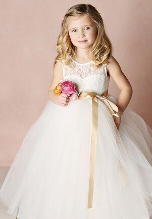 4745785f75b Ivory Flower Girl Dresses